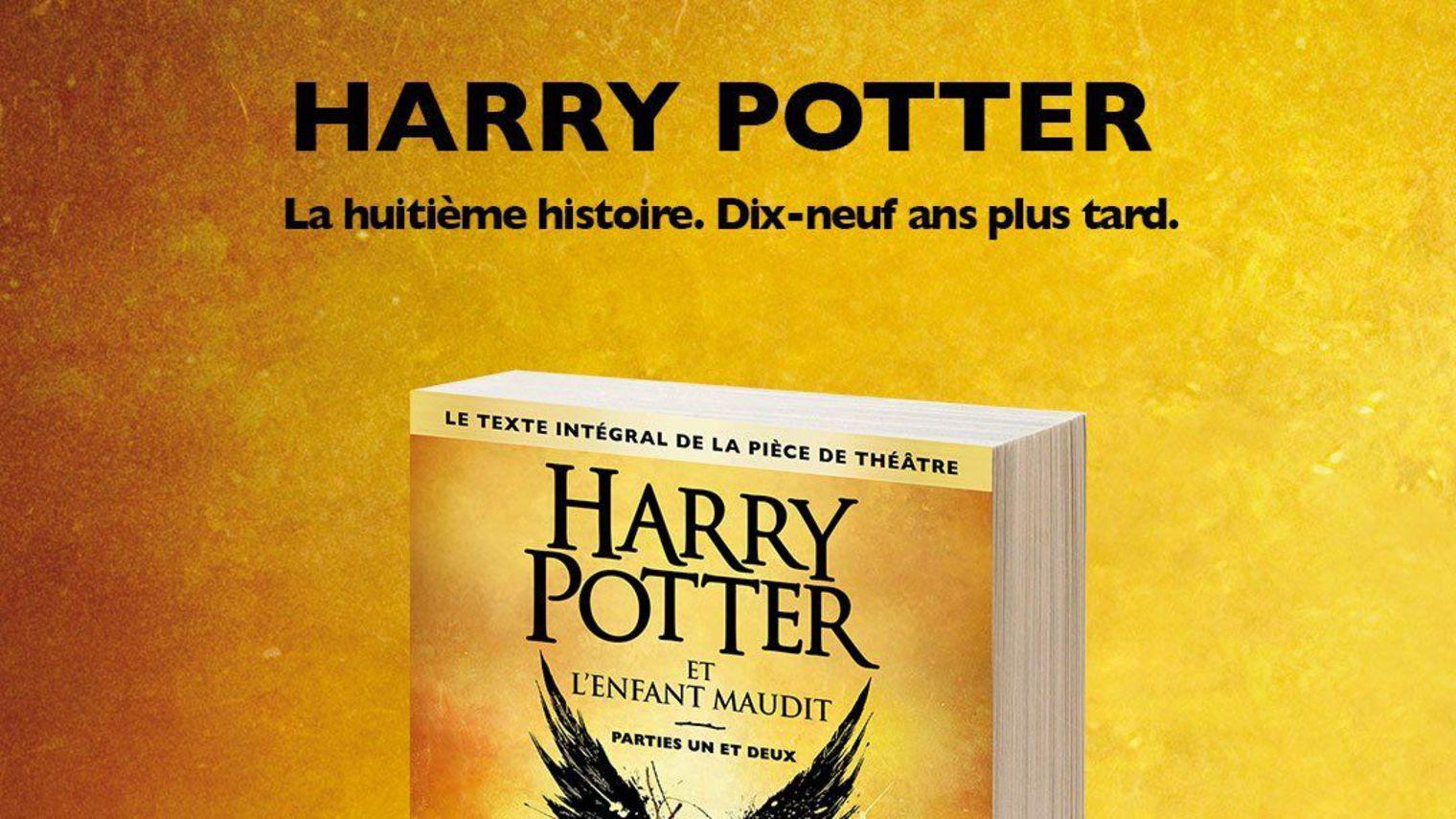 Nouveau livre harry potter les r servations sont ouvertes la librairie du tramway - Nouveau livre thermomix 2017 ...