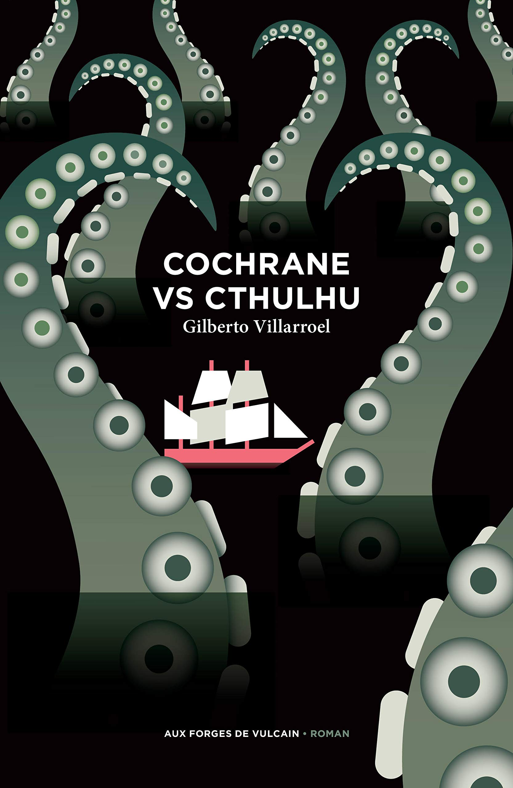 Cochrane VS Cthulhu de Gilberto Villaroel